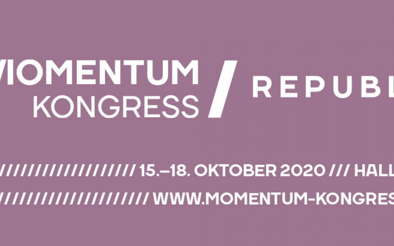 Momentum Kongress Call for Paper