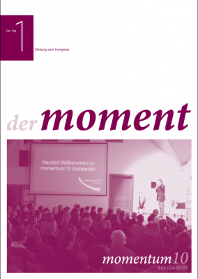 Der Moment 2010 Tag 1