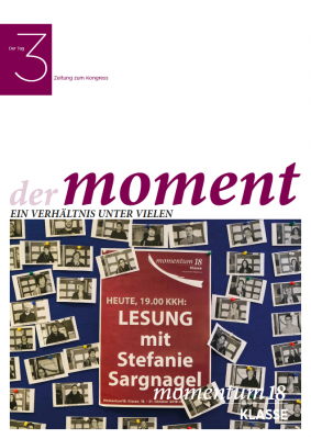 Der Moment 2018 Tag 3